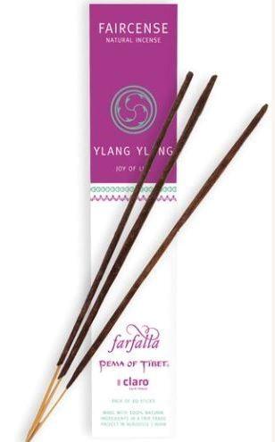 Faircense Räucherstäbchen Ylang Ylang / Joy of Life