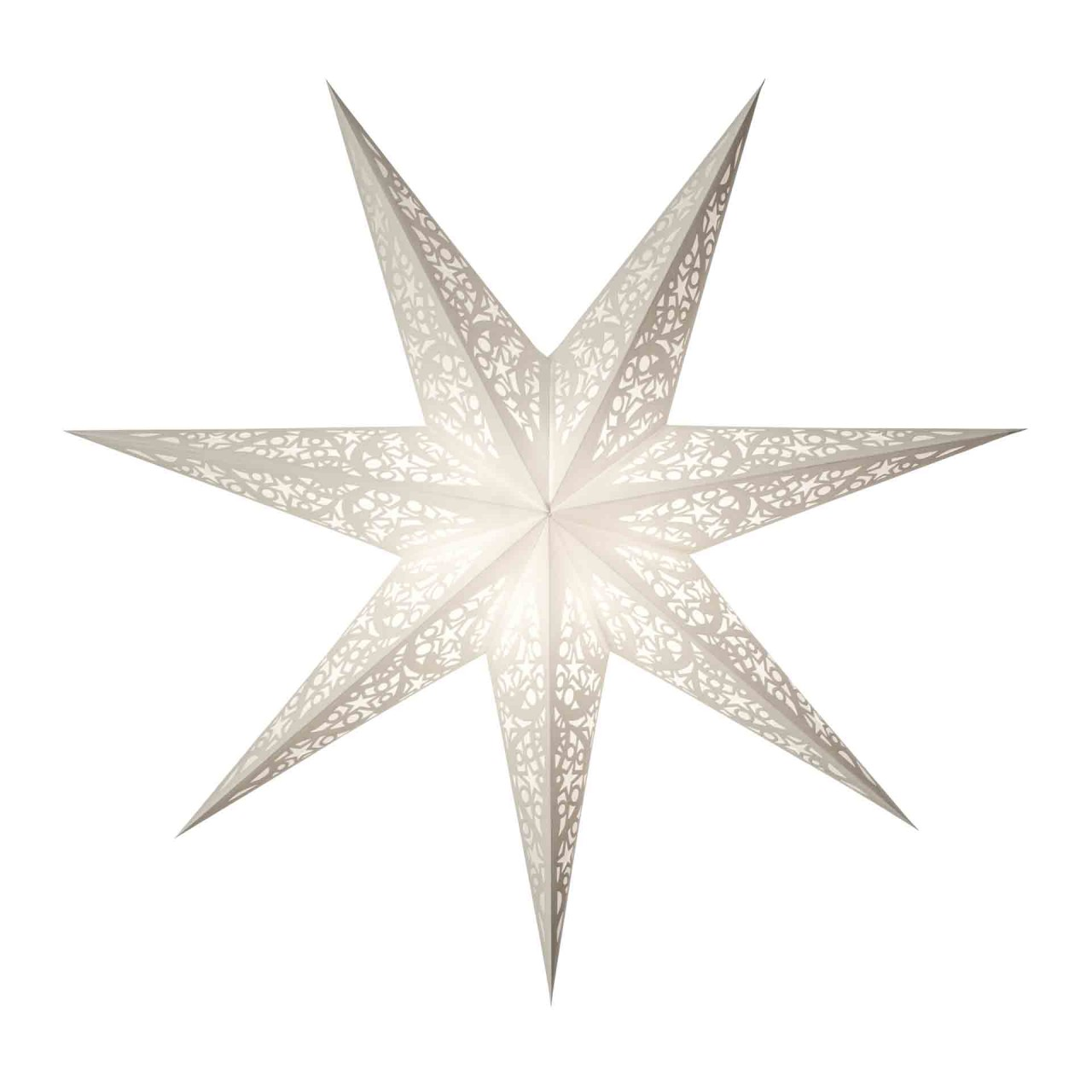 starlightz lux white - size M - Scherenschnitt Design