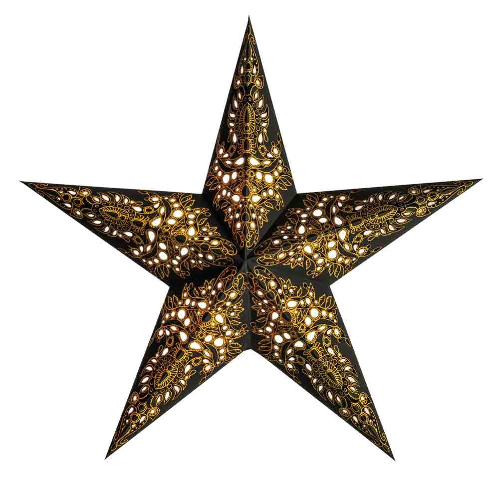 starlightz mono black / gold size M