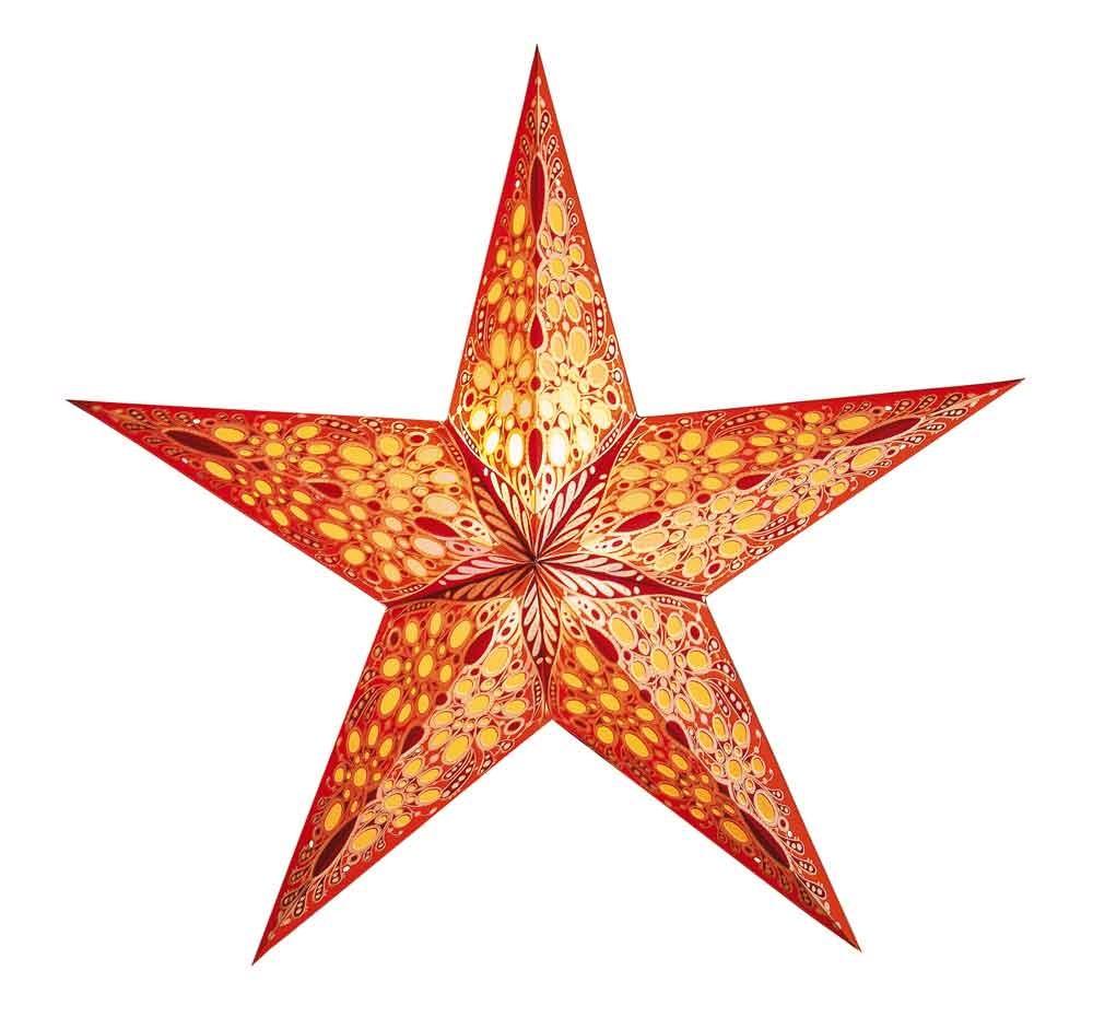 starlightz festival orange - size M